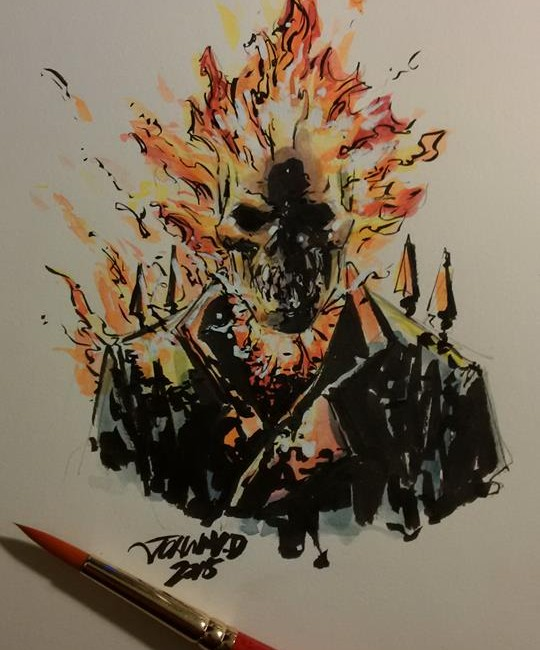 Ghost Rider Marvel Comics